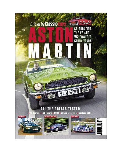 Classic Cars Aston Martin:  the V8 and V12 greats