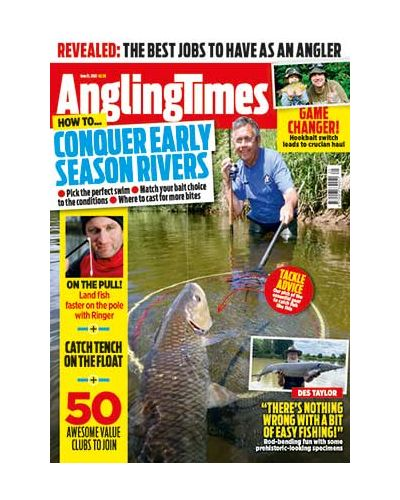 Angling Times Print Subscription