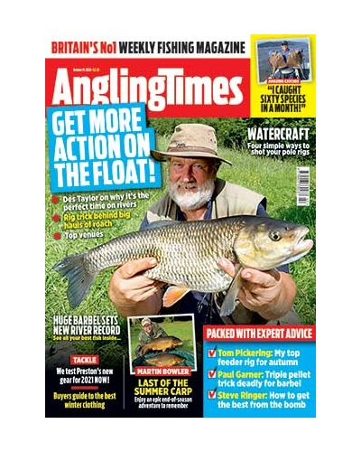 Angling Times Digital Issue 3487