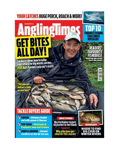 Angling Times Digital Issue 26/01/2021