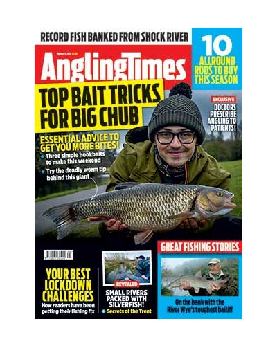 Angling Times Digital Issue 09/02/2021