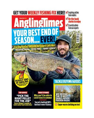 Angling Times Digital Issue 23/02/2021