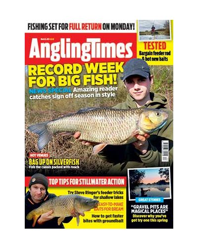 Angling Times Digital Issue 23/03/2021