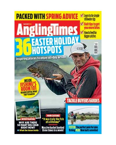 Angling Times Digital Issue 30/03/2021