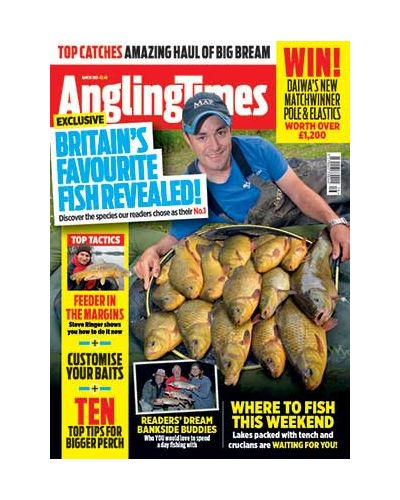 Angling Times Digital Issue 20/04/2021