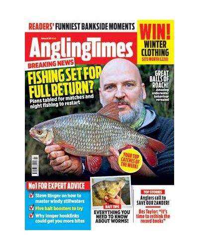 Angling Times Digital Issue 16/02/2021