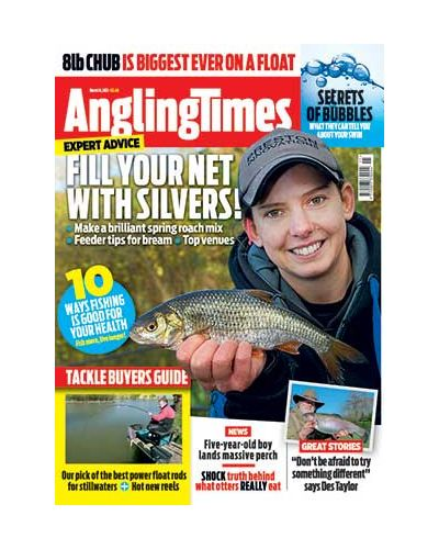 Angling Times Digital Issue 16/03/2021