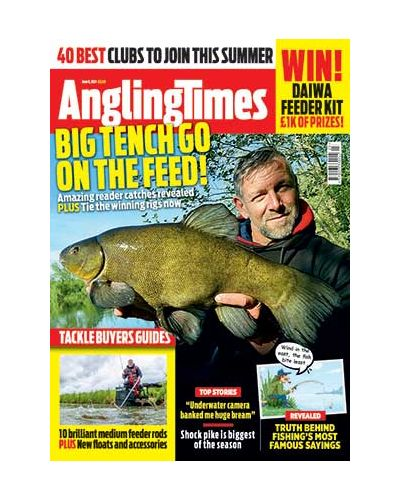 Angling Times Digital Issue 08/06/2021