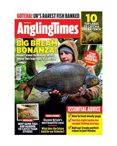 Angling Times Digital Issue 25/05/2021