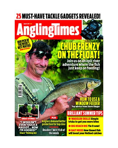 Angling Times Digital Issue 17/08/2021