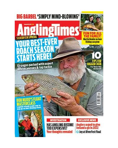 Angling Times Digital Issue 28/09/2021