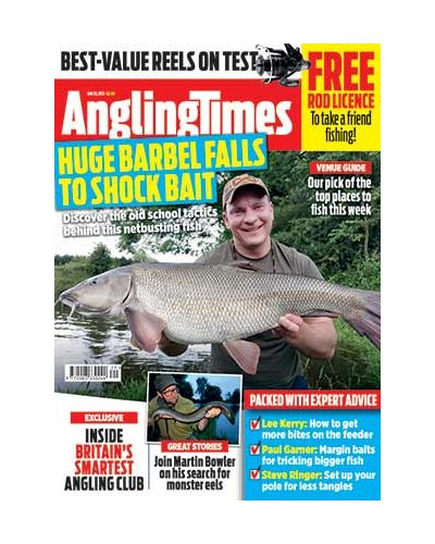 Angling Times Digital Issue 20/07/2021