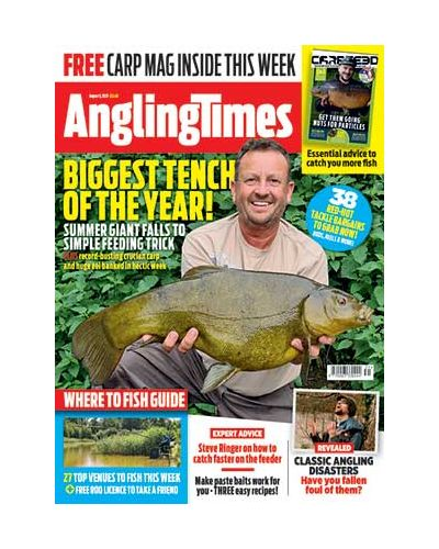 Angling Times Digital Issue 03/08/2021