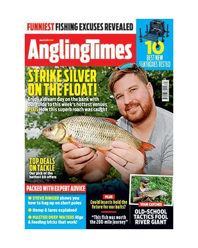 Angling Times Digital Issue 31/08/2021