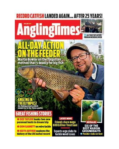Angling Times Digital Issue 27/07/2021