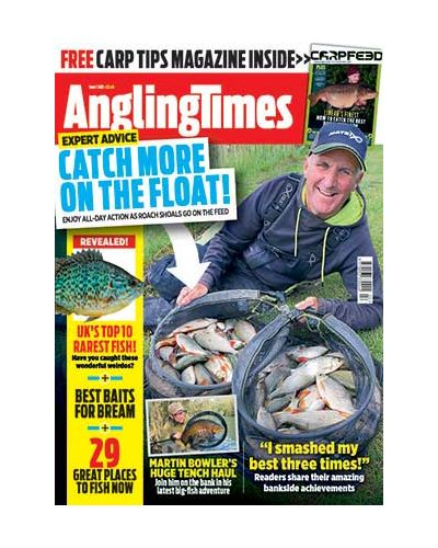 Angling Times Digital Issue 01/06/2021