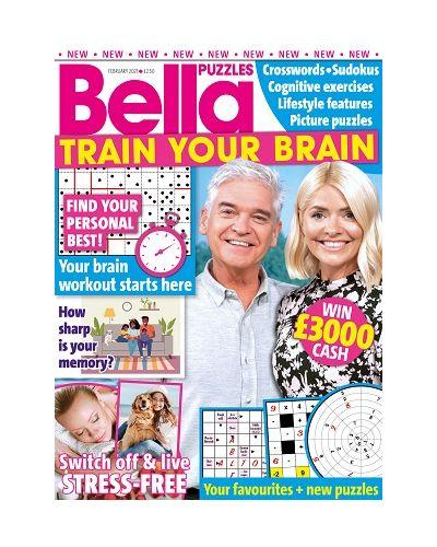 Bella Puzzles - Feb 2021