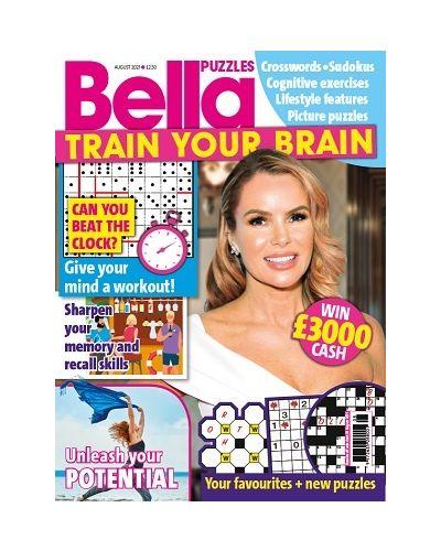 Bella Puzzles - Aug 2021