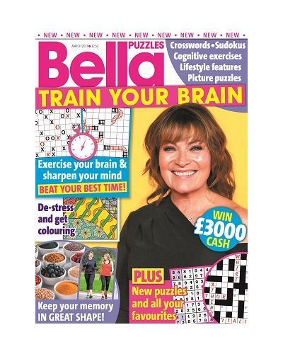 Bella Puzzles - March 2021
