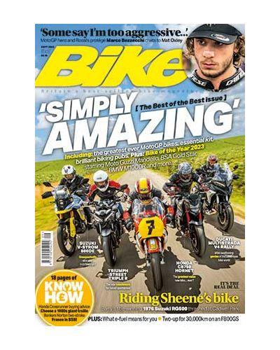 Bike Magazine Subscription