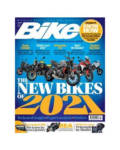 Bike January 2021
