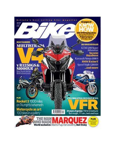 Bike April 2021