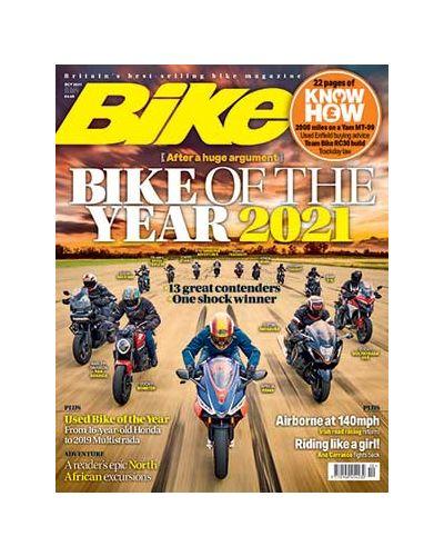 Bike October 2021