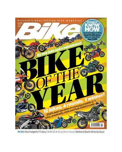 Bike October 2020