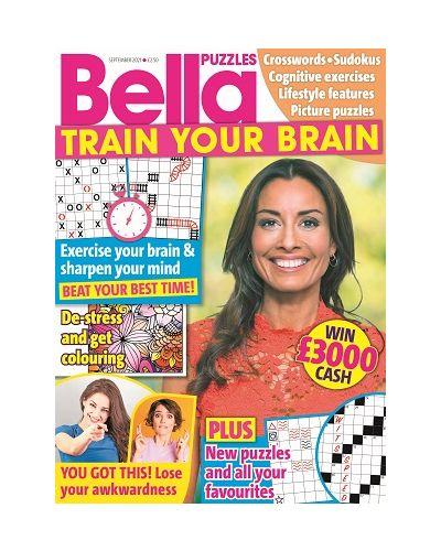 Bella Puzzles - Sept 2021
