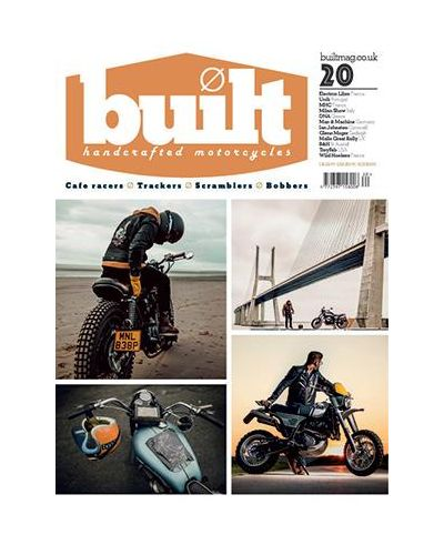 Built issue 20