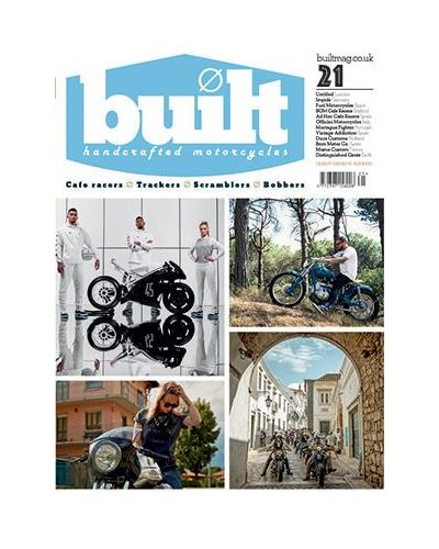 Built issue 21