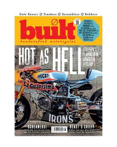 Built Magazine Subscription