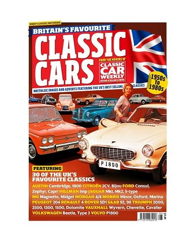 Classic Car Weekly - Britains Favourite Classic Cars