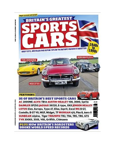 Classic Car Weekly - Classic British Sports Car Vol 2
