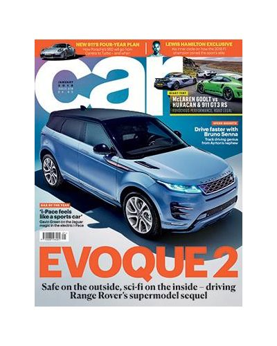 CAR Digital issue January 2019
