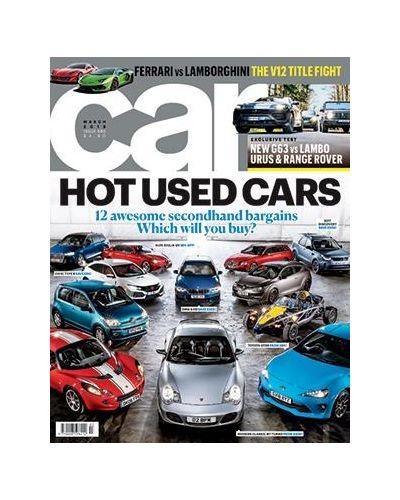 CAR Digital issue March 2019
