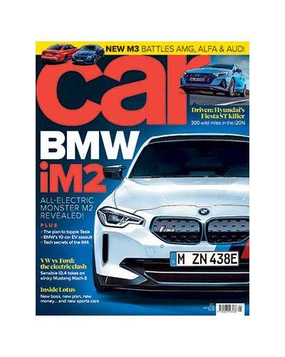 CAR May 2021