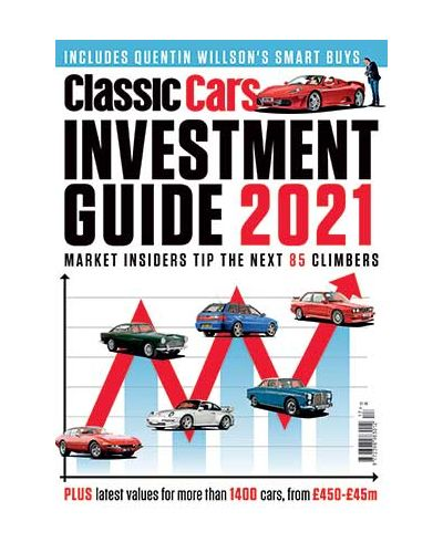 Classic Cars Investment Guide 2021