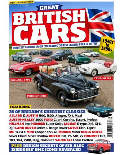 Classic Car Weekly -  Great British Cars
