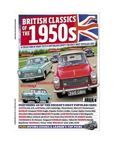 CCW: British Classics of the 1950s