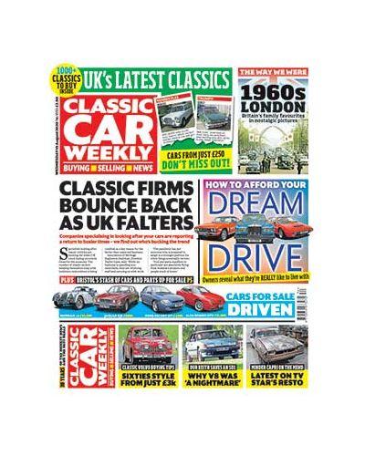 Classic Car Weekly Digital Issue 19/08/2020