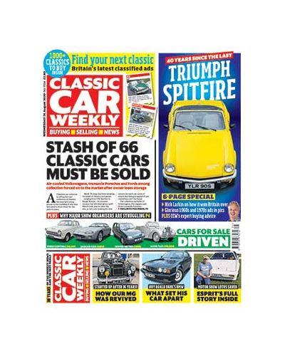 Classic Car Weekly Digital Issue 26/08/2020