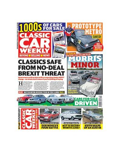 Classic Car Weekly Digital  Issue 09/12/2020