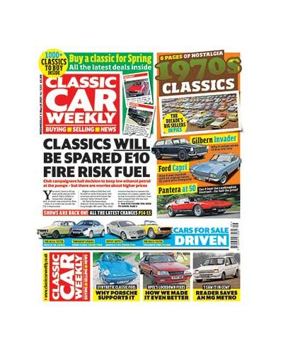 Classic Car Weekly Digital Issue 9