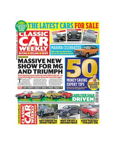 Classic Car Weekly Digital Issue 8