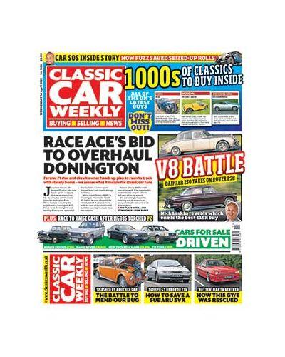 Classic Car Weekly Digital Issue 14/04/2021
