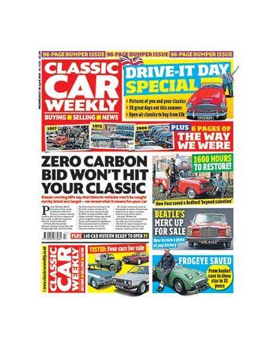 Classic Car Weekly Digital Issue 28/04/2021
