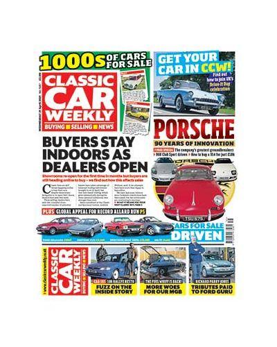 Classic Car Weekly Digital Issue 21/04/2021
