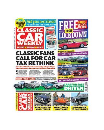 Classic Car Weekly Digital Issue 19/05/2021