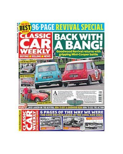 Classic Car Weekly Digital Issue 22/09/2021